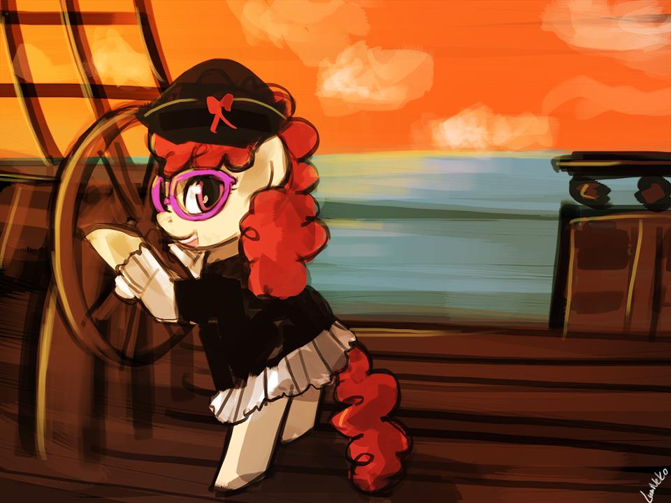 (30minutechallenge) piratwist
