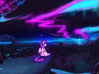 The Crystal Empire's love by luminaura