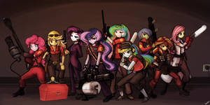 TF2 commission - compilation