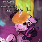 I'm pancake!