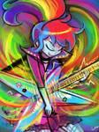 (45minutechallenge)rainbowdash-ftta