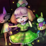 [ask isabelle] dance moves
