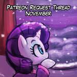 Patreon Request Thread - November
