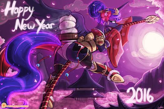 Dreamluna - Happy Lunar New Year!
