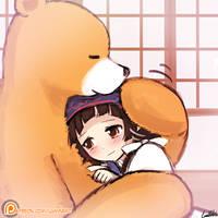 kumamiko -  beary lovely by luminaura