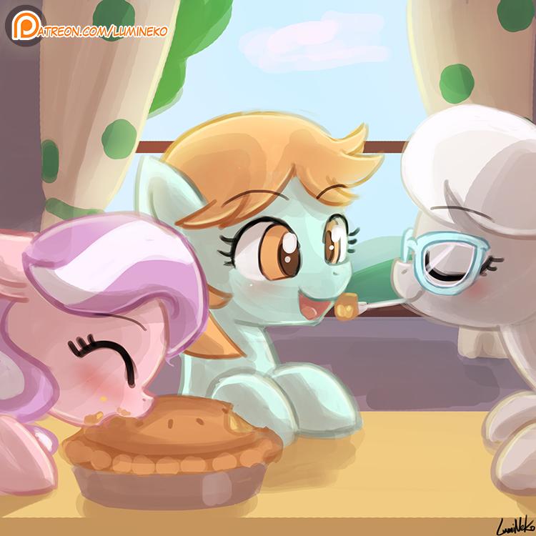 Mmmm Pie