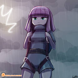 (Speed Paint) Maud is ready