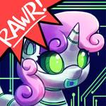 RAWR - Sweetie Bot