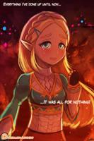 Zelda's Story by luminaura
