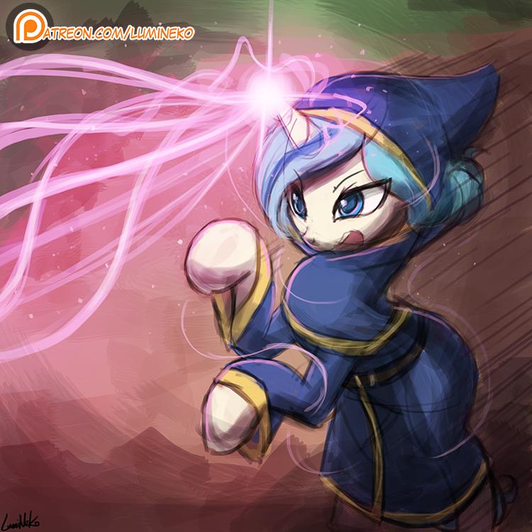 Speed Paint - Opuscule Magicka