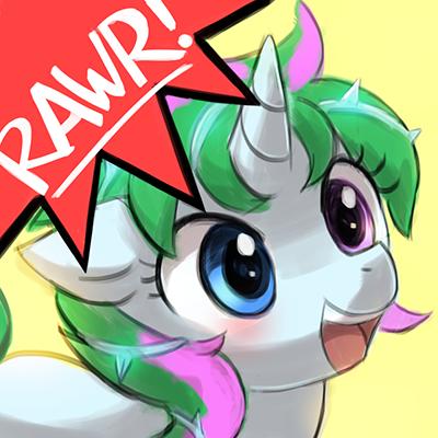 RAWRvatar - Ice Thorn
