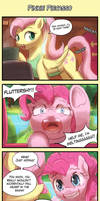 4koma Friday - Pinkie Piecasso