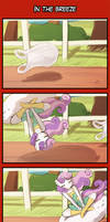 ABP 4koma - In the breeze