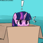 Caught in a Box