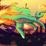 Speed Paint - Tianhuo