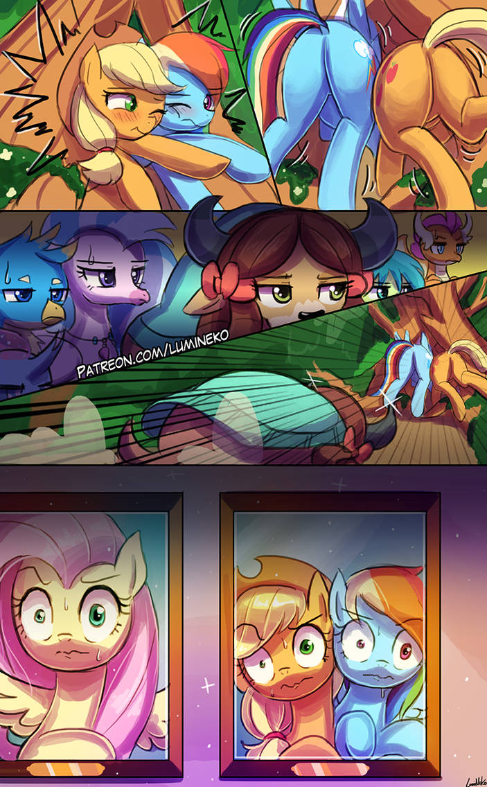 S8E9 - Stampede of Approval by luminaura