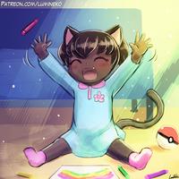 <b>Meowwy Cub</b><br><i>luminaura</i>
