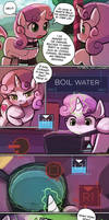 My name is Sweetie Belle
