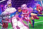 Apple Bloomers Soccer Battle!