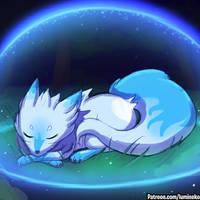 <b>Peaceful Sleep</b><br><i>luminaura</i>