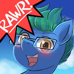 RAWRvatar - Software Patch by luminaura