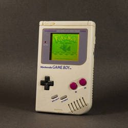 Lightbox - Gameboy