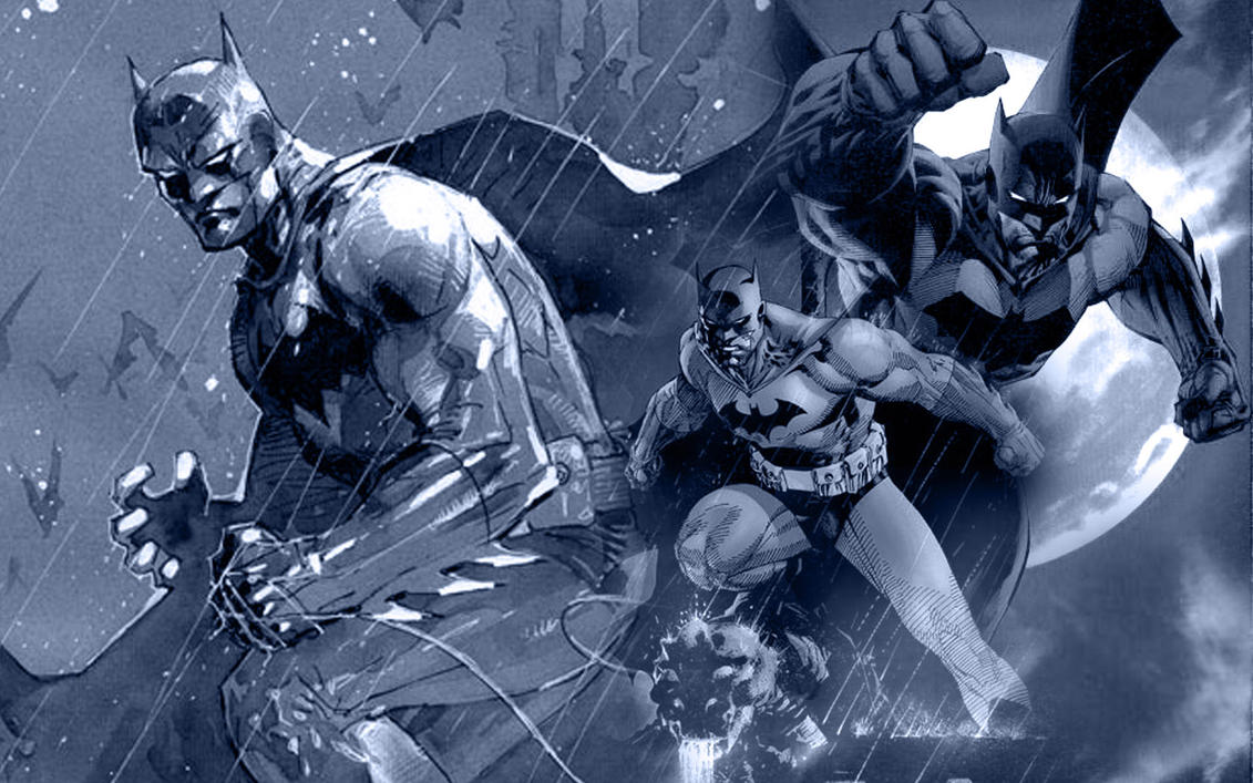 Batman Wallpaper by coramay