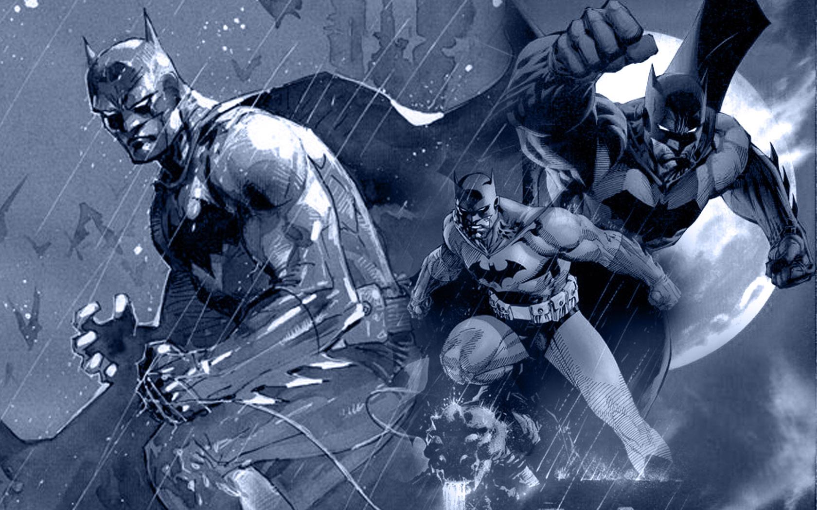 Batman Wallpaper by coramay