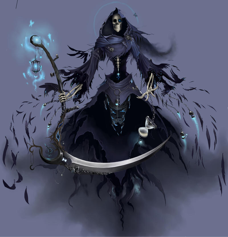 ...:The Grim Reaper:... by TheDratex