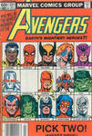 Avengers new members contest for the 1982 roster