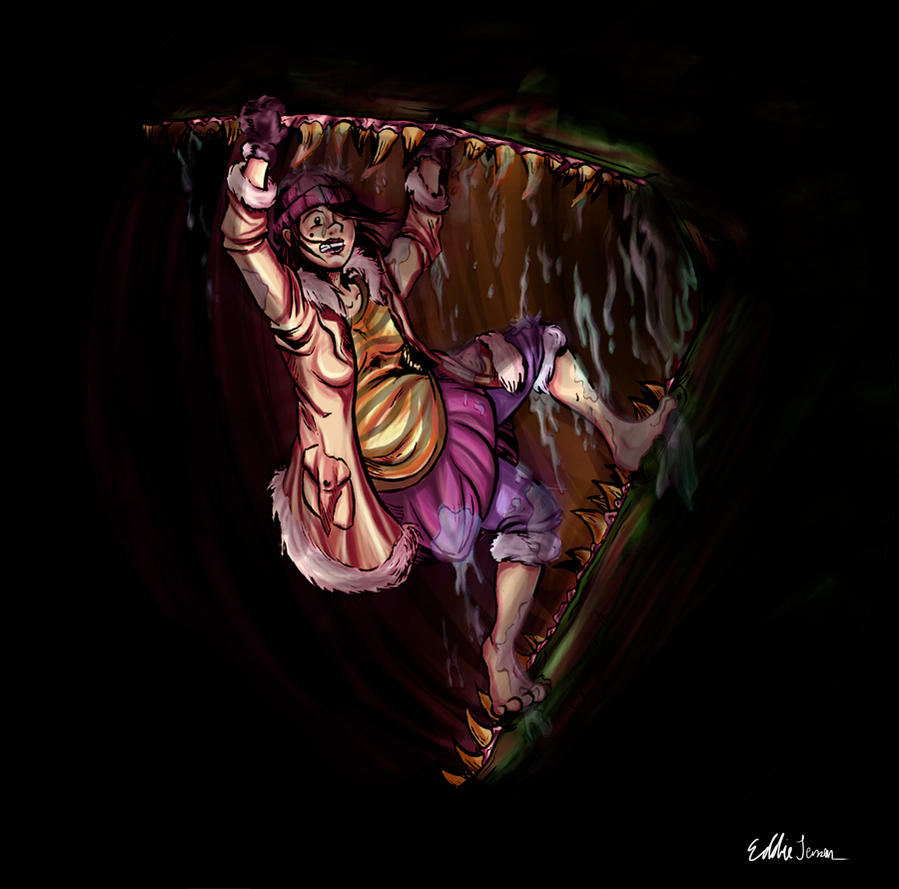 Damsel In Distress by Mayank-Singh on DeviantArt
