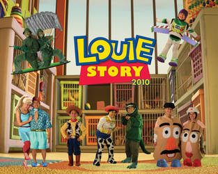 Louie Story 2010 by mklouie