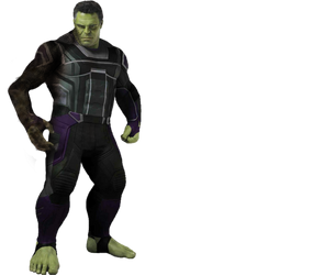 hulk avengers endgame BY TbK23 by k-3000
