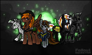 [FoE] Heroes of the Wasteland by TheOmegaRidley