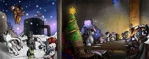A Fallout Equestria Christmas! (Collab)