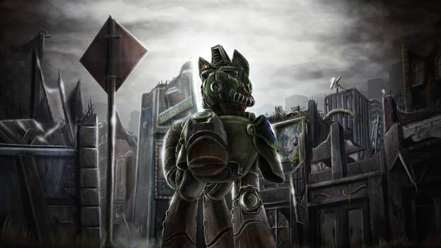 Fallout: Equestria - Title Screen (collab)