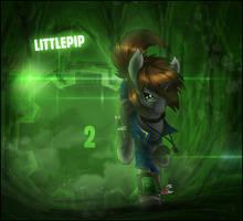 [FoE] Littlepip by TheOmegaRidley
