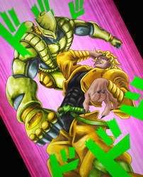 Dio's World by TheOmegaRidley