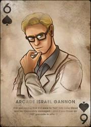 Arcade, Six of Spades
