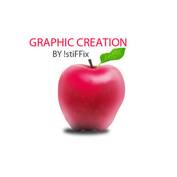 Graphic creation - APPLE by stiFFix-sk