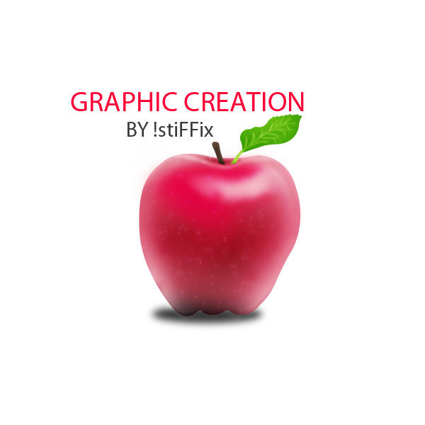 Graphic creation - APPLE