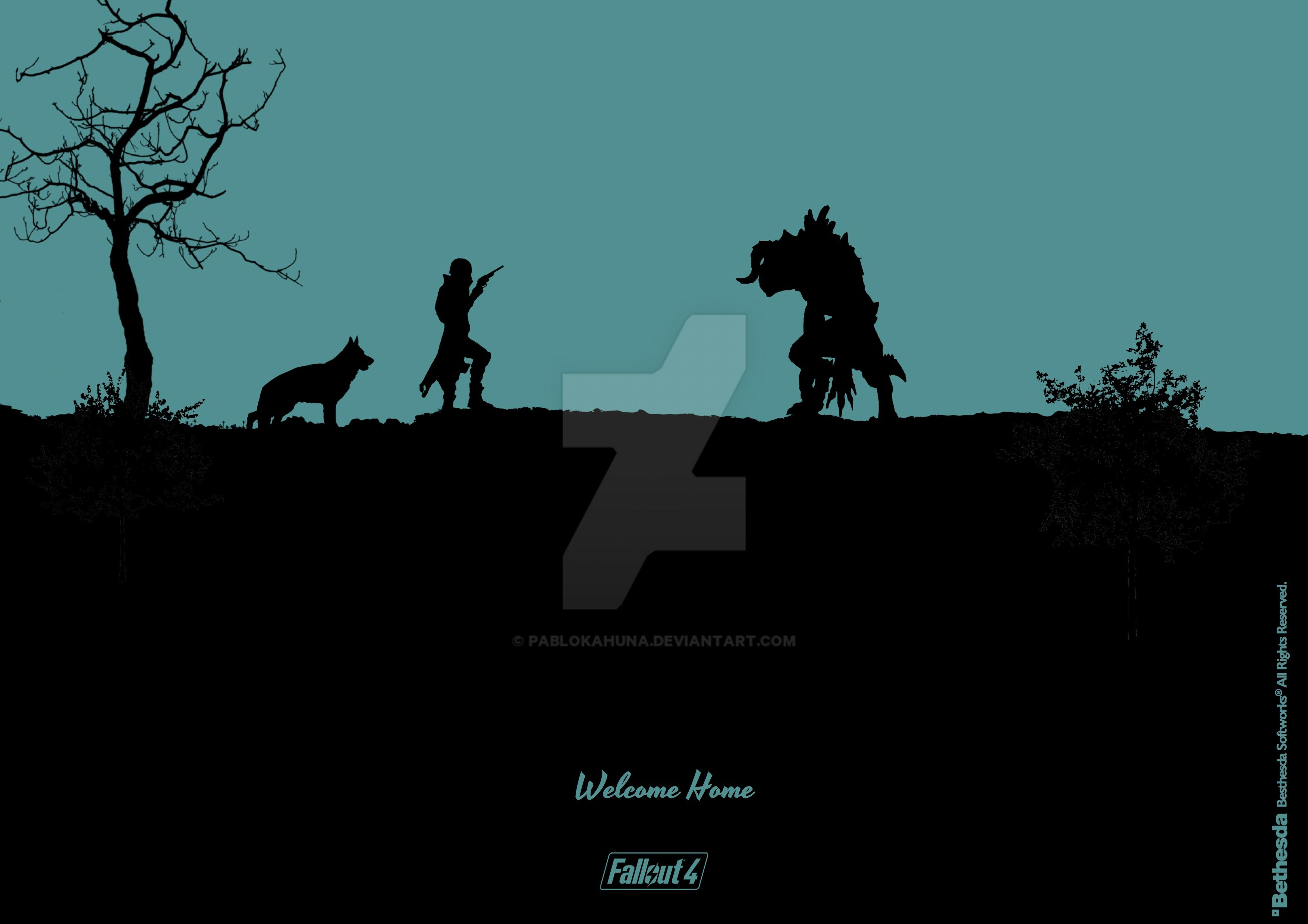 Fallout 4 - Welcome Home by June22nd on DeviantArt