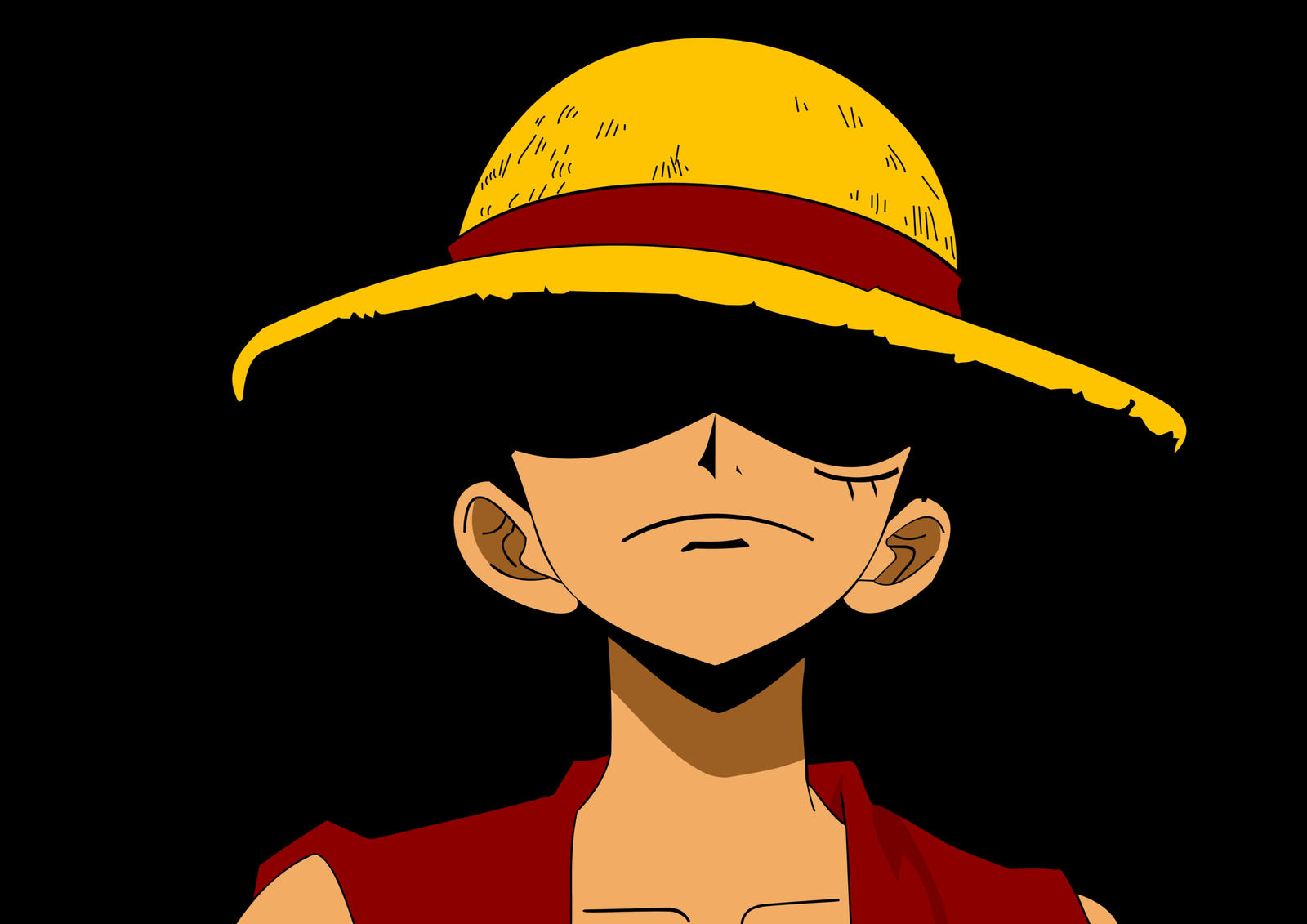 Luffy one piece by pablokahuna on deviantart - One piece equipage luffy ...