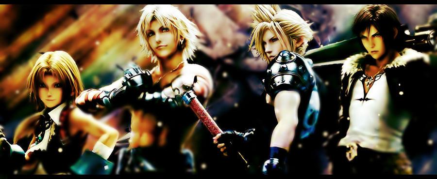 Final Fantasy Sevenineighten by Darfreeze