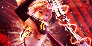 FFXIII: Lightning...again by Darfreeze