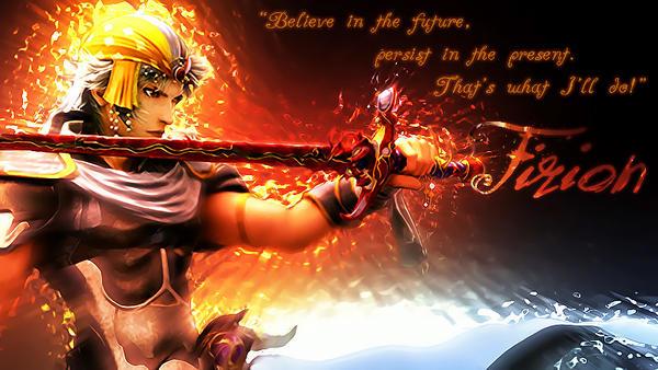 Final Fantasy II: Firion by Darfreeze