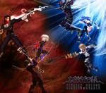 Dissidia: Kingdom Hearts 2