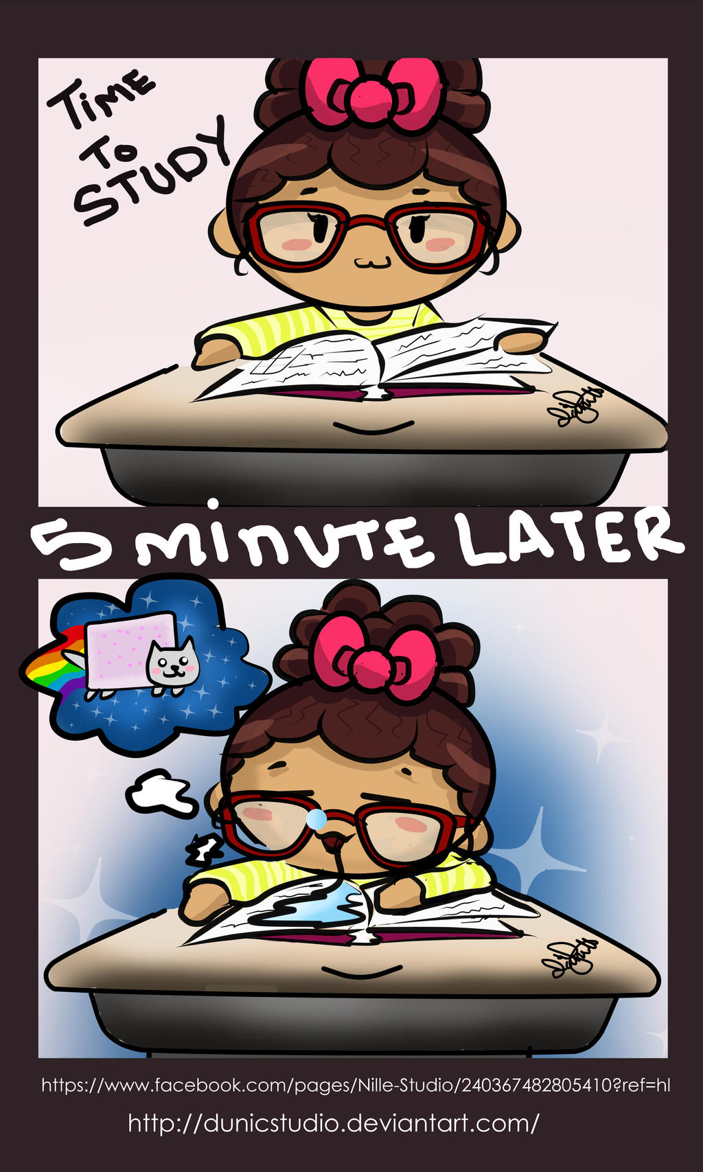 When its time to study by dunicstudio on deviantart when its time to study by dunicstudio altavistaventures Choice Image