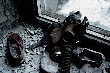 chernobyl by meszuga