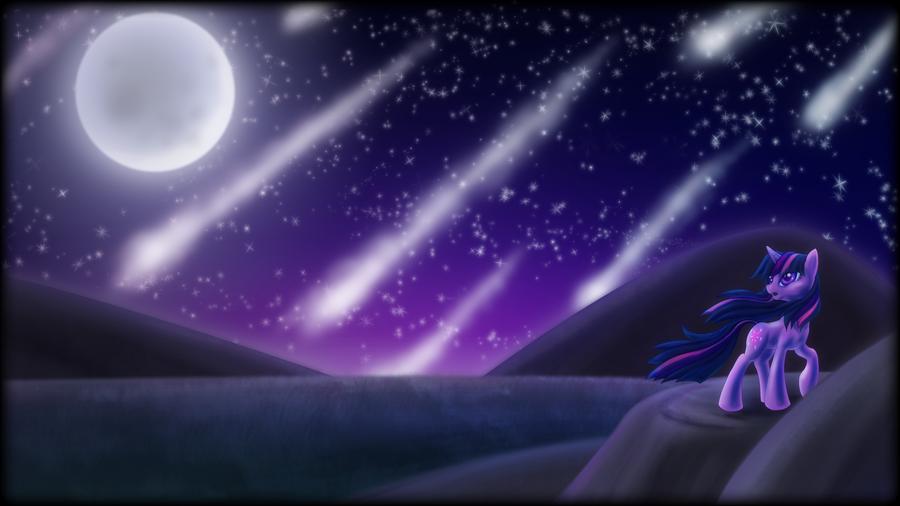 Starfall by Zedrin